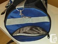 $25.00 obo New Samsonite Gym Bag - never used Bag