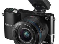 I have a brand-new Samsung NX1000 wise camera with a