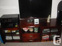 THIS SAMSUNG T.V. IS ALMOST NEW BUT HAS BEEN STORED FOR