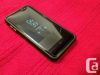 Clean Samsung A8+ (2018) Brand new 70$ Case (OtterBox)