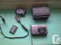 I have a Samsung digital camera for sale. No scratchs,