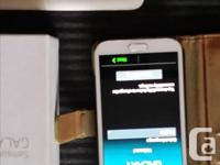 White 16gb Samsung Note 2 in great working condition.