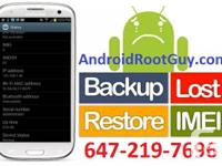 I specialize in repair and root of Android Samsung