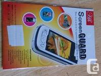 For sale are Samsung Galaxy S3 screen protectors.