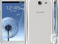 Brand new in box Samsung Galaxy S3 T999  Unlocked