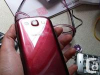 Samsung galaxy s3. Two years old. Besides a small