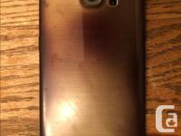 Samsung Galaxy S6 Edge 32GB in excellent condition.