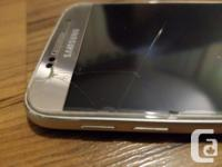 I have a samsung galaxy s6, unlocked, great condition