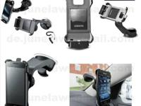 Overview of Vehicle Dock - Samsung Galaxy S II I9100  A