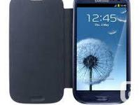 I have a like new Galaxy SIII phone.  The phone has