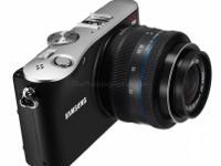 Samsung NX100 14.5MP APS-C Sensor, I-function lens,