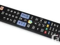 Samsung Remote Control smart TV 3D...new never used