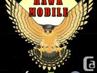 Hawk Mobile provides cell phone parts, laptop parts,