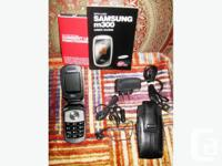 Samsung SPH-M300 Specifications: works good. comes with