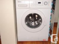 Dryer model DV665JW/XAC washer model WF 81254 Bought