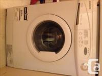 SAMSUNG - stracker washer and dryer cmbo in excellent