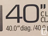 "Samsung UHD TV (4K) - 40"" - This Ultra High Definition"