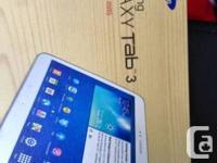 "Samsung Galaxy Tab ® 3, 10.1"" Brand New Sealed Pack"