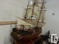 San Felipe the most beautiful Spanish ship  of XVII