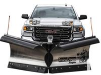 For a limited time: Md 80 Medium Duty Plow 8' complete