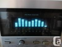 I have a Sansui EQ, and receiver for sale.... Sansui RZ
