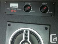 sansui SF-X7 Vintage HI FI speakers, price is for the