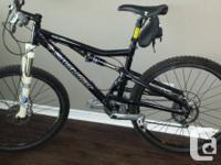2009 Santa Cruz Juliana for sale. This bike has barely