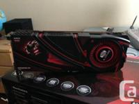 Selling a Sapphire R9 290, BARELY USED, like new. The