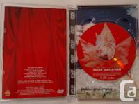 Sarah Brightman Live in Concert: One Night in Eden DVD