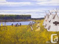 The Saskatchewan Network for Art Collecting is hosting
