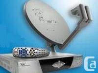 Satellite Dish Aiming & Installation  servicing