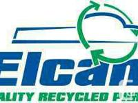 Elcam Auto Recyclers has been helping the motoring