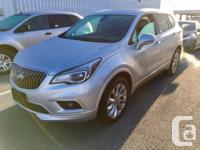Make Buick Model Envision Year 2017 Colour Galaxy