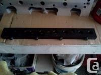SBC Brodix Track 1Heads 2.08 Ported & Polished Roller