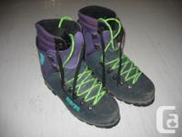 Scarpa Inverno mountaineering dual boots available for