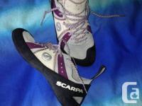 Chaussons Helix de Scarpa (Femmes) Grandeur USw7