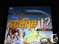 This is Disney Scene It? 2nd Edition Dvd Game Board
