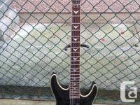 Schecter Omen Extreme 6, FR electric guitar, maple