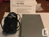 Wyrd is a low noise linear power supply and usb