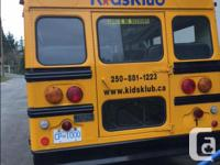 Colour Yellow Trans Automatic 1986 24 Passenger School
