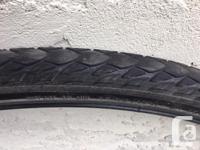 Set of two Schwalbe Marathon Plus tour 700c x 40 tires.