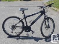 This recently tuned shimano equipped 14 speed has a 16