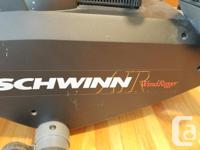 I'm selling my Schwinn WindRigger Rowing Machine. Here