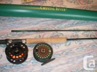 Scientific Angler 9 foot #5/6 fly rod brand new,