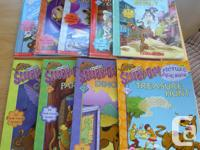Selling 10 books as a set. Bought new for 1 child. From