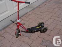 scooter Disney pixer 95 mc queen nitroade clutch and