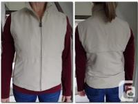 ScotteVest Ladies Travel Vest with multi pocket system,