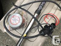 Scotty downrigger works perfect, no issues , can test