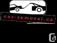 Call AA Junk Car Removal (905) 455-5447 for FAST,