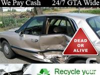 Get home top dollars from your old junk cars. Sell to
